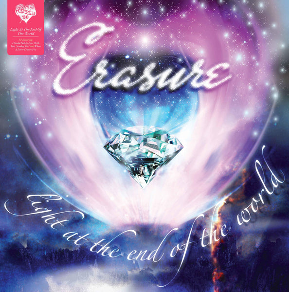 Erasure - Light At The End Of The World - 180g Heavyweight Vinyl