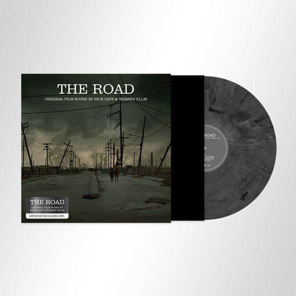 Nick Cave & Warren Ellis - The Road - Limited Edition Grey Smoke Vinyl