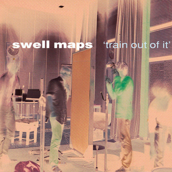 Swell Maps - Train Out of It - CD