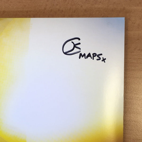 Maps - Vicissitude - CD (Signed)