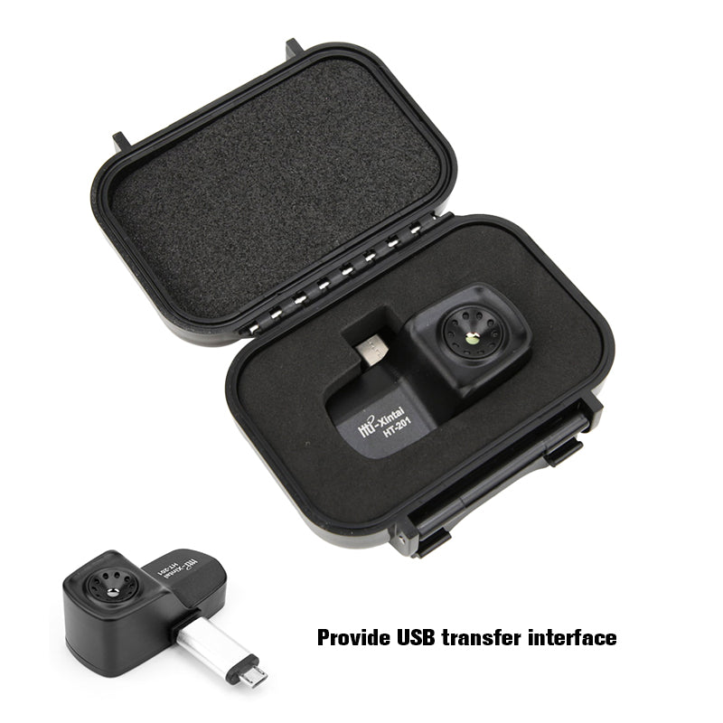 HT 201 Mobile Phone Thermal Imager(320×240)