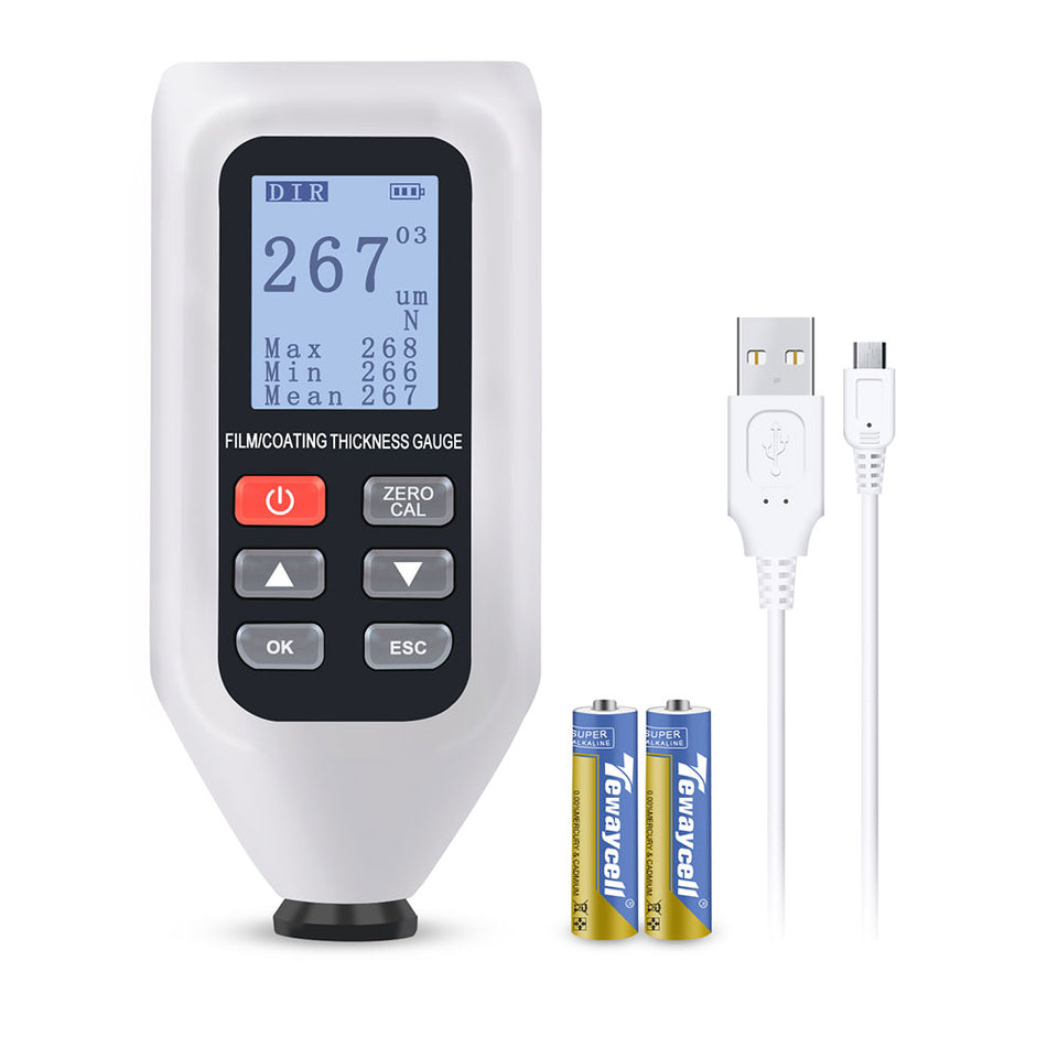 HT-128 Thickness Gauge - shopxintest