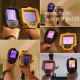 HT-18 Thermal Imaging Camera - Hti
