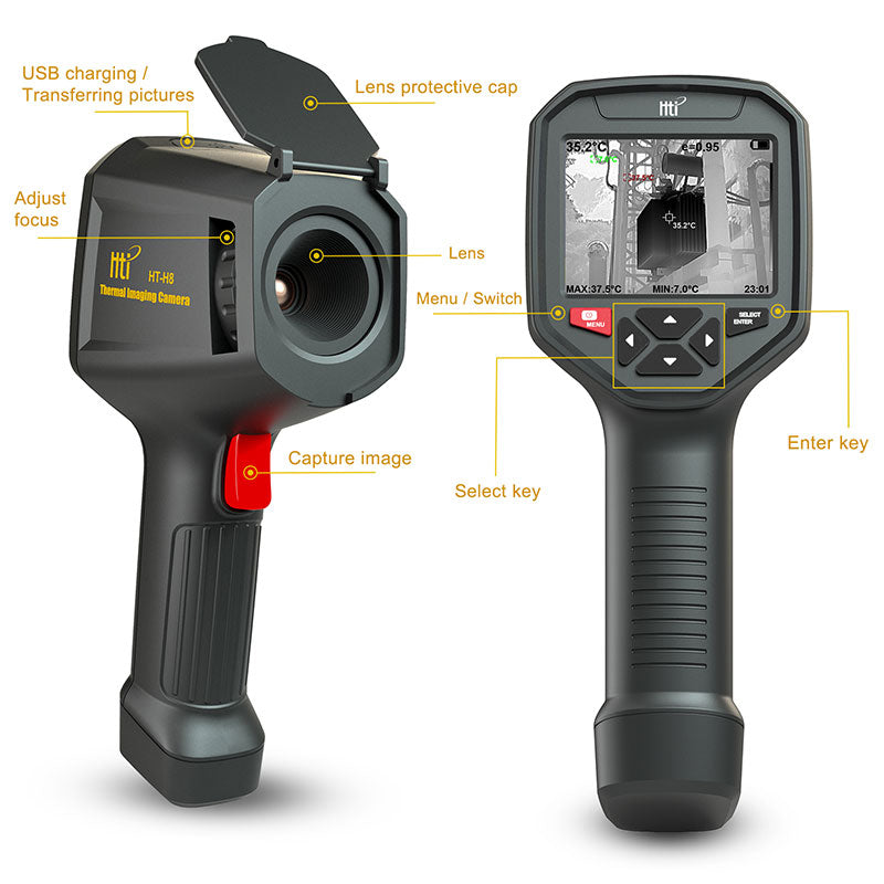 HT H8 Thermal Imager (384×288)
