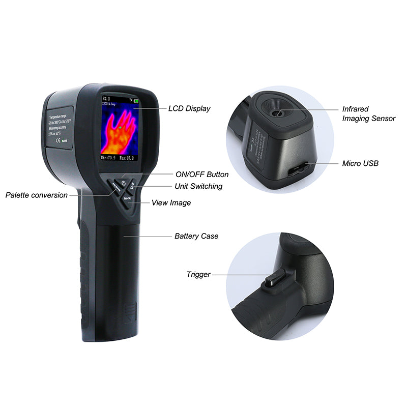 HT-175 Thermal Imager(32×32)