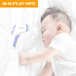 HT 860D Non-Contact Body Infrared Thermometer