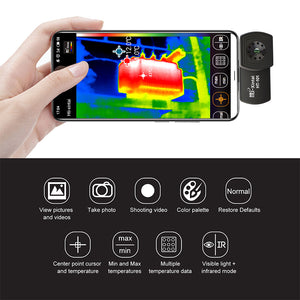 HT-101 Mobile Phone Thermal Imager(220×160)