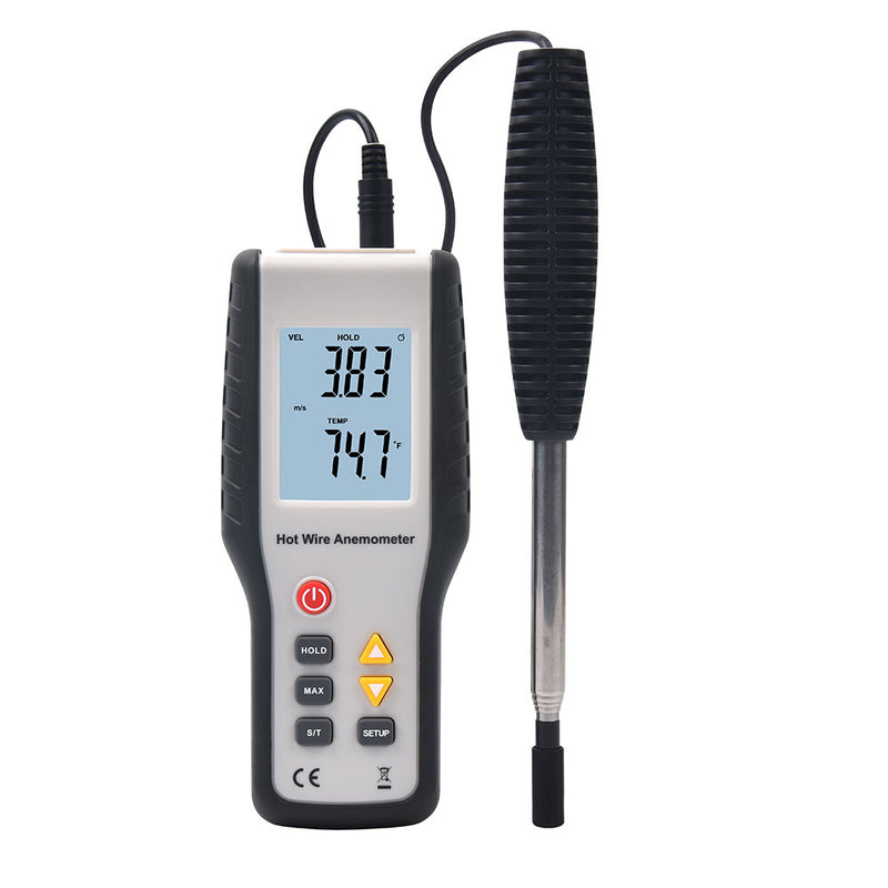 HT-9829 Thermosensitive Anemometer - shopxintest
