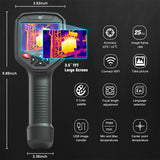 HT H8 Thermal Imager with WIFI (384×288 NEW IN 2020)