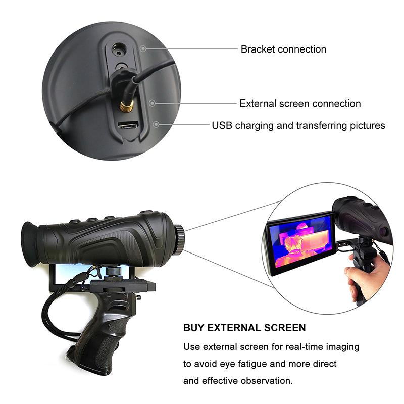 HT-A3 Hunting thermal imager(384×288)