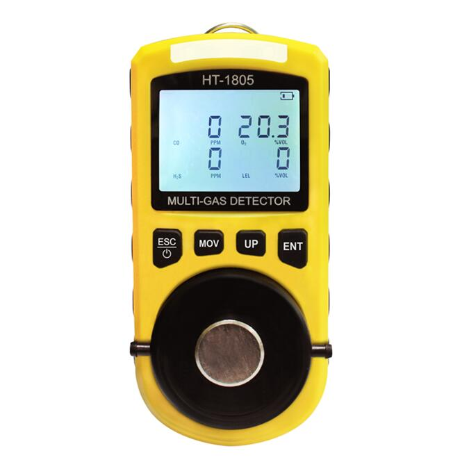 HT-1805 Four-in-one Gas Detector