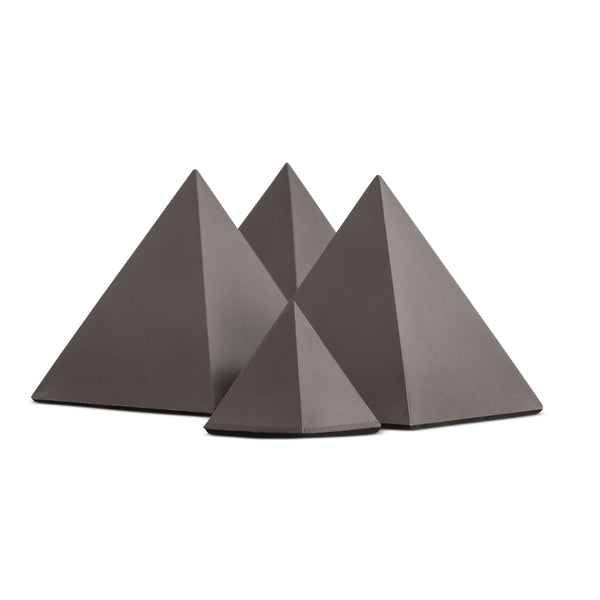3 Medium + 1 Small - Orgonite® Pyramid Set