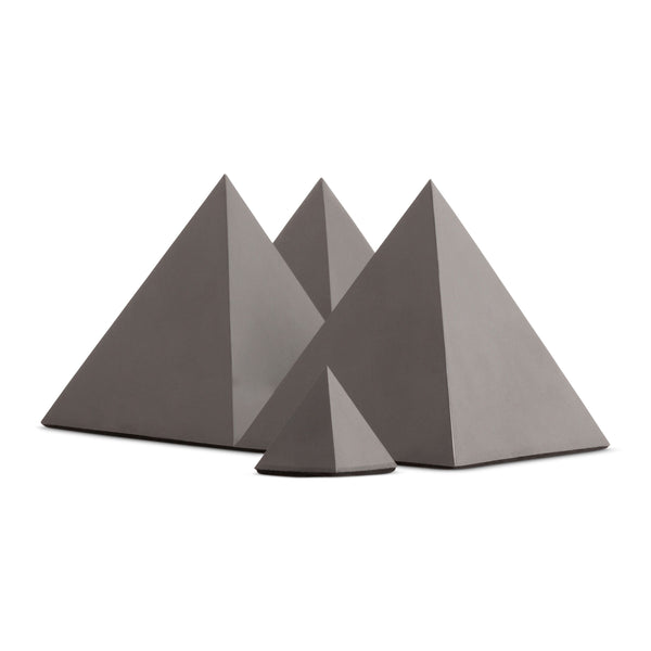 3 Large + 1 Small - Orgonite® Pyramid Set