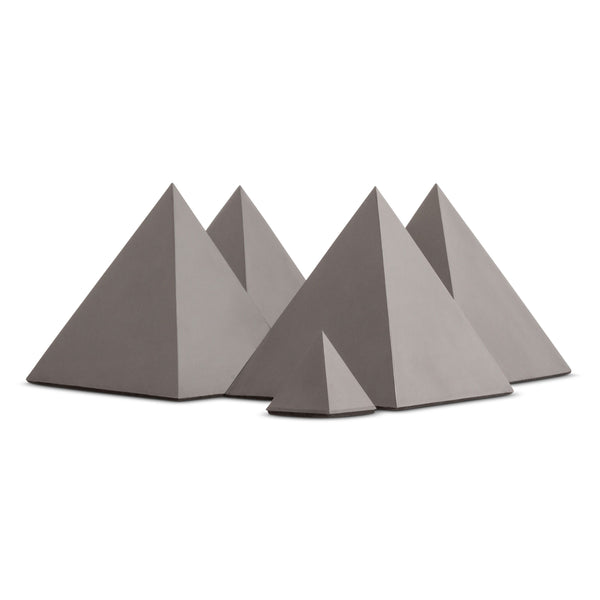 4 Large + 1 Small - Orgonite® Pyramid Set