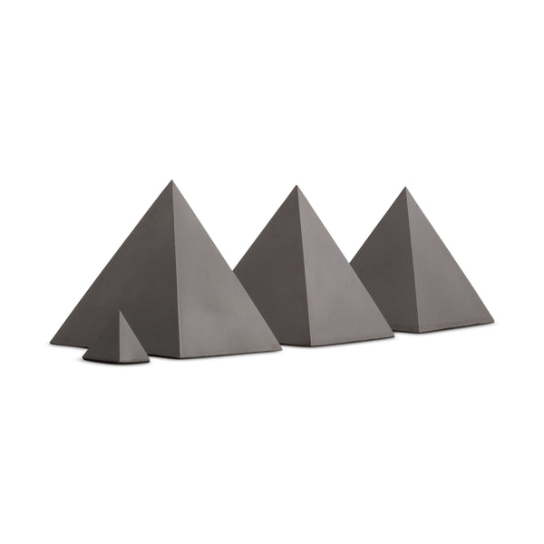 3 Giant + 1 Small - Orgonite® Pyramid Set