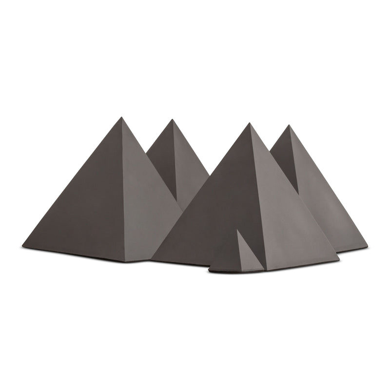 4 Giant + 1 Small - Orgonite® Pyramid Set