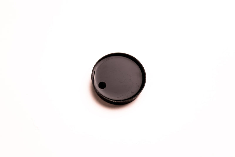Orgonite® Pendant - Round - Highest Quality, Made by the Inventor