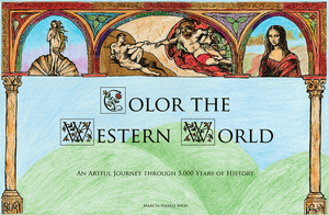 Western Civilization Coloring Book