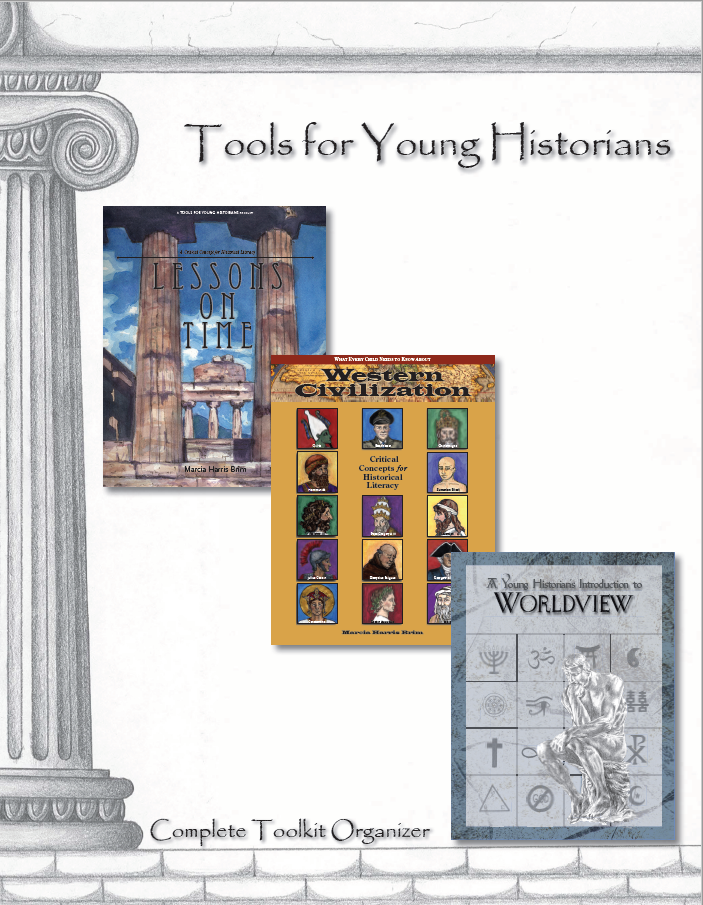 Tools For Young Historians Collection