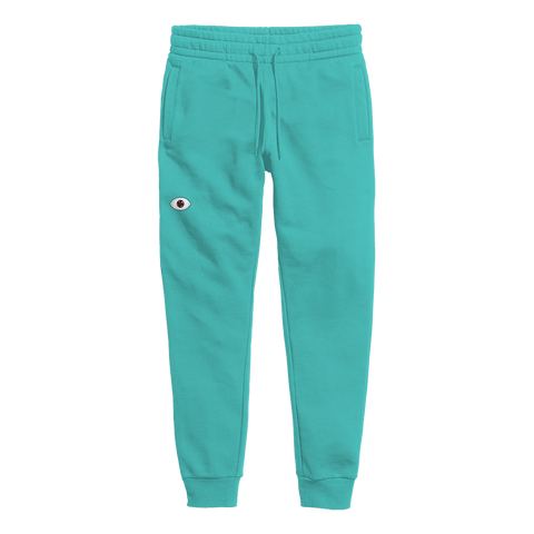 EYE SWEATS (TEAL)