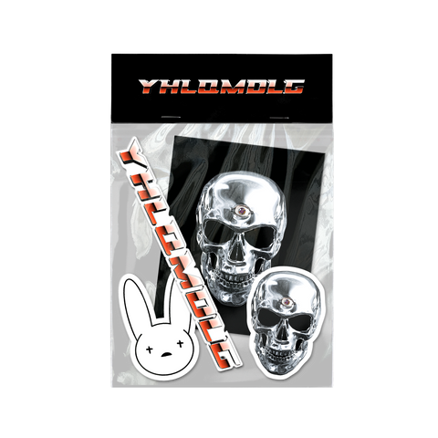 YHLQMDLG ALBUM STICKER PACK