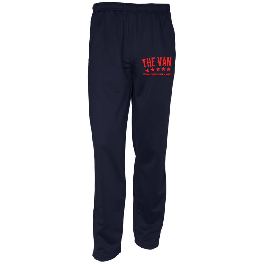 Its The Van (Red) PST91 Warm-Up Track Pants
