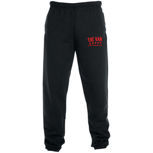 Its The Van (Red) 4850MP  Sweatpants with Pockets