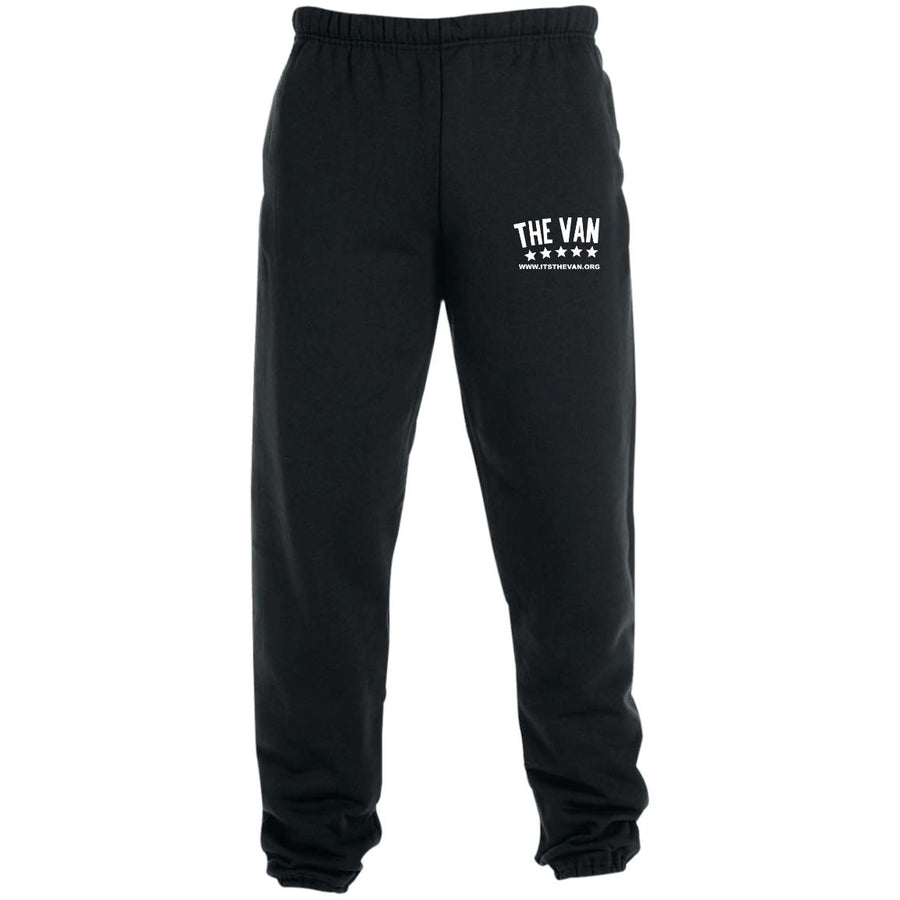 Its The Van (White) 4850MP  Sweatpants with Pockets