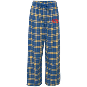 Its The Van (Red) F20 Unisex Flannel Pants