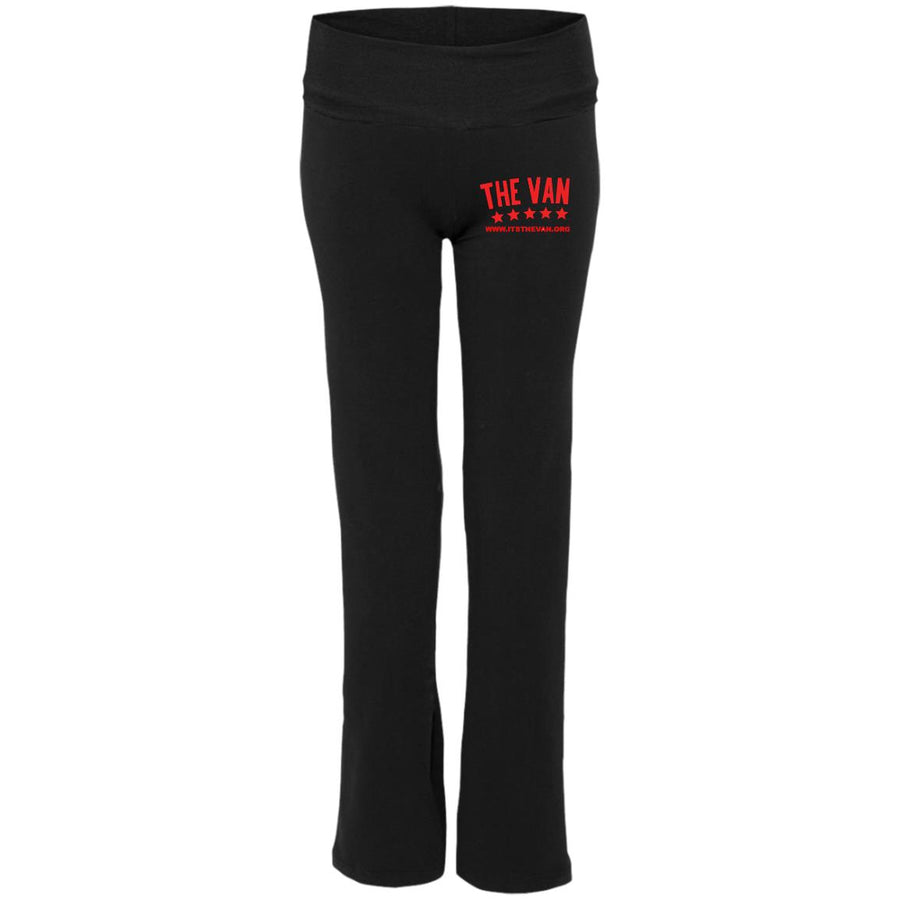 Its The Van (Red) S16 Ladies' Yoga Pants