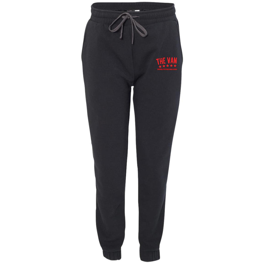 Its The Van (Red) BU8800 Adult Fleece Joggers