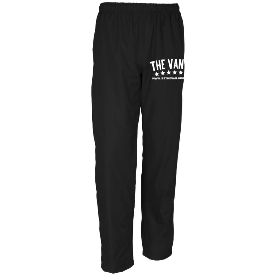 Its The Van (White) PST74 Men's Wind Pants