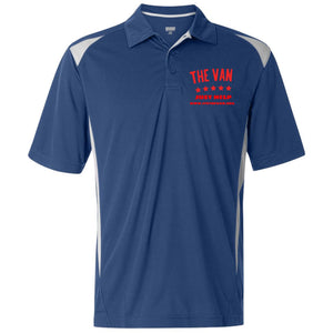 The Van Red Logo 5012 Premier Sport Shirt
