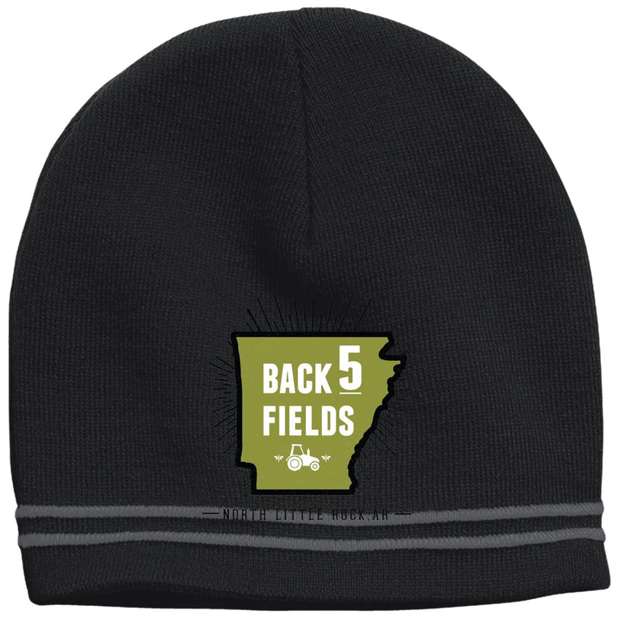 Back 5 Logo - PNG STC20 Colorblock Beanie