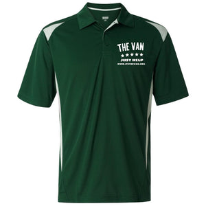 The Van White Logo 5012 Premier Sport Shirt