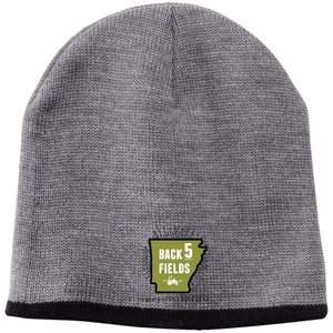 Back 5 Logo - PNG CP91 100% Acrylic Beanie