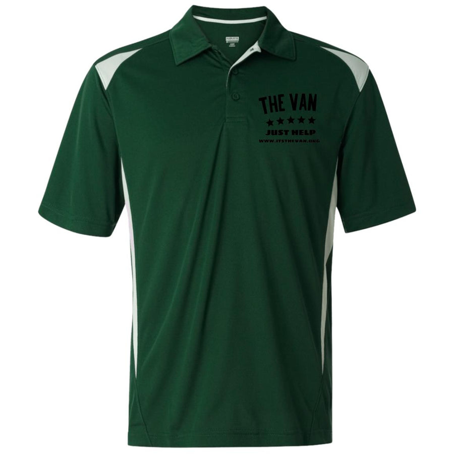 The Van Black Logo 5012 Premier Sport Shirt