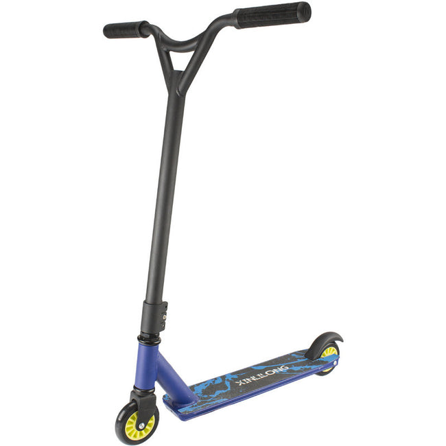 Trottinette adulte professionnelle bleue Extreme