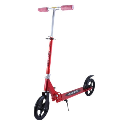 Trottinette adulte professionnelle rouge Extreme