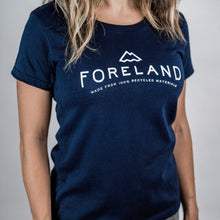 Load image into Gallery viewer, Ladies Graphic Tee - Foreland