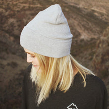 Load image into Gallery viewer, Foreland Gray Beanie - Foreland