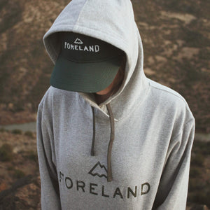 Foreland Graphic Hoodie - Foreland
