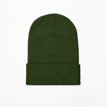Load image into Gallery viewer, Foreland Olive Beanie - Foreland