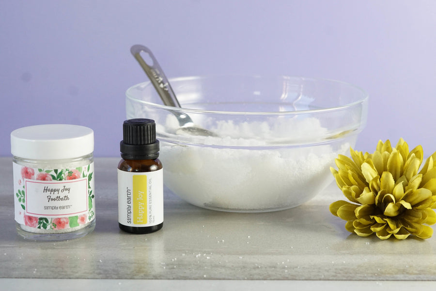 Happy Joy Essential Oil - Happy Joy Foot Bath