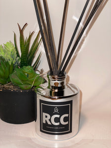 Reed Diffuser - Silver