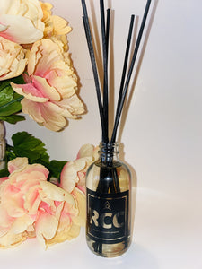 Reed Diffuser - Clear Bottle - Redemption Candle Company