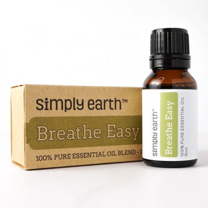 Breathe Easy Essential Oil Blend - Redemption Candle Company