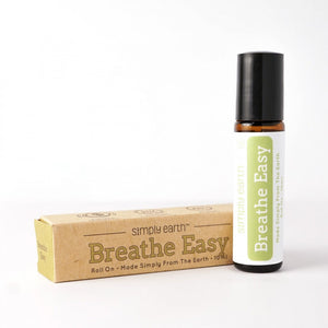 Breathe Easy Roll On - Redemption Candle Company