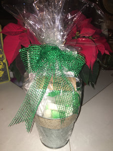 Christmas Gift Basket - Redemption Candle Company