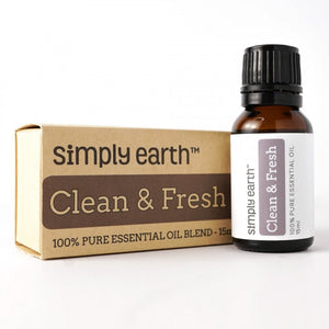Clean & Fresh Essential Oil Blend - Redemption Candle Company